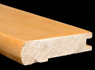3/4&#034; x 3 1/4&#034; x 6.5LFT Birch Stair Nose